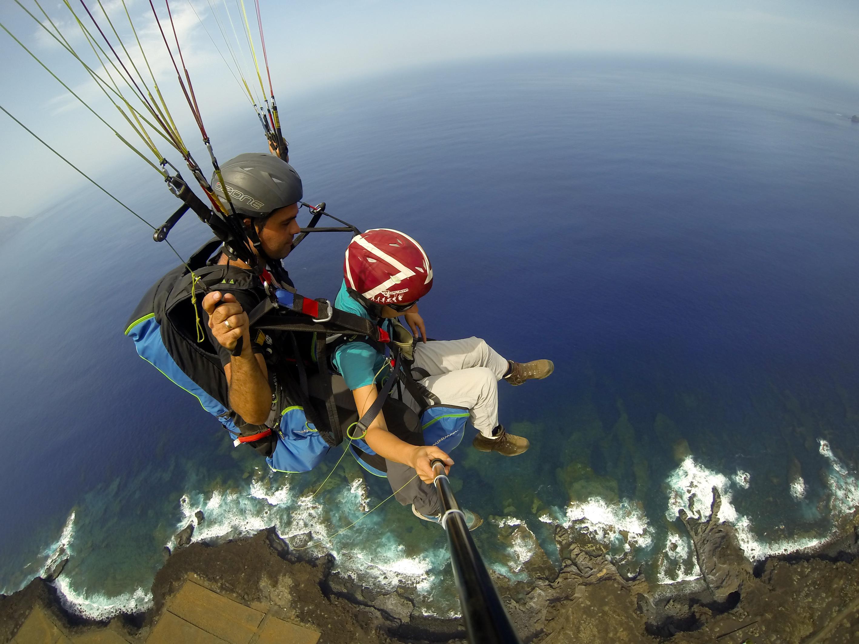 El Hierro: Sprung ins Blaue