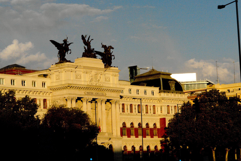 Madrid in Bewegung
