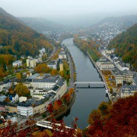 "Bad Ems: Saunafloß im ""Great SPA of Europe"""