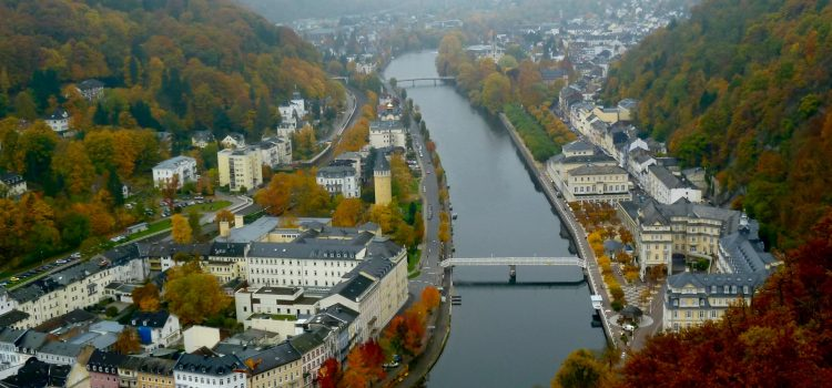 "Bad Ems: Saunafloß im ""Great SPA of Europe"""